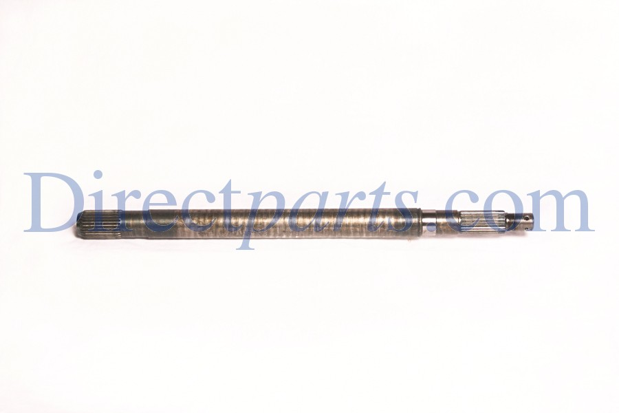 Rear Axle, Left, 18-1/2 Length, Fits One Speed Hypoid Differential
