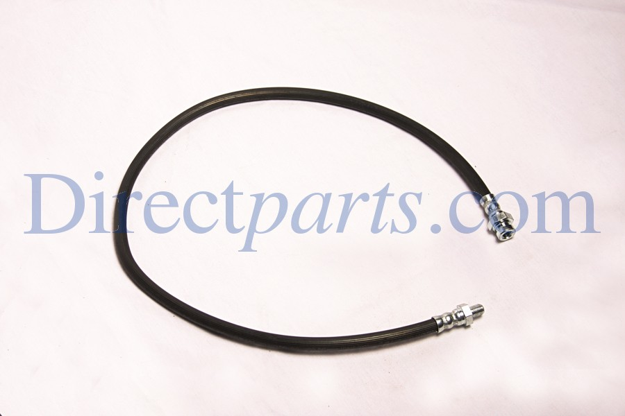 "Front Brake Hose, 3-wheel models, 33"", 1990 and Prior"