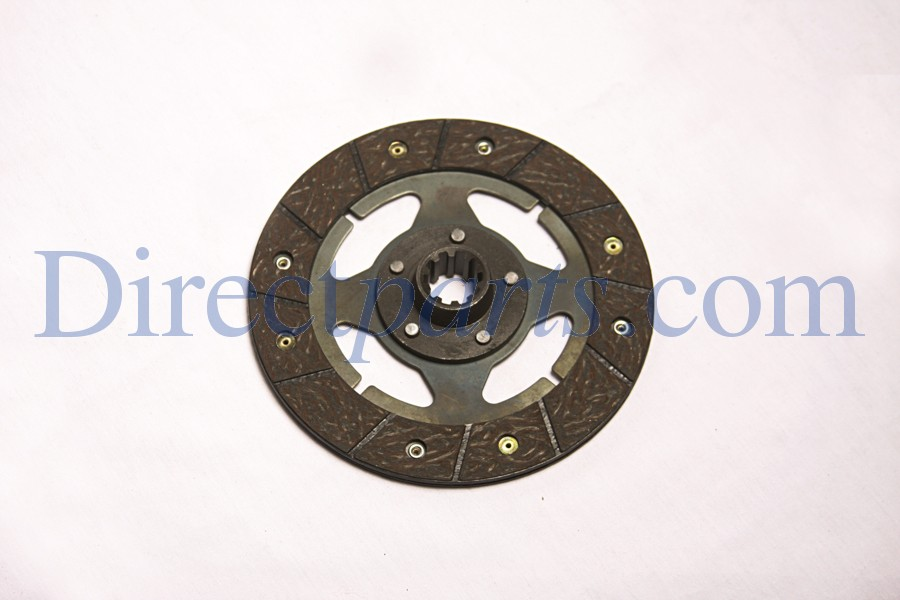 Clutch Disc, Fits all Models With Twin Cylinder Air Cooled Cushman Engine