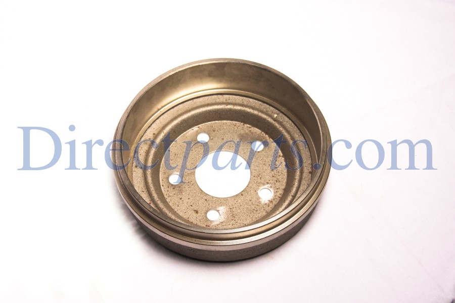 Brake Drum, Cast Iron, For 3 Wheel On Road, 12 inch Front Wheel.
