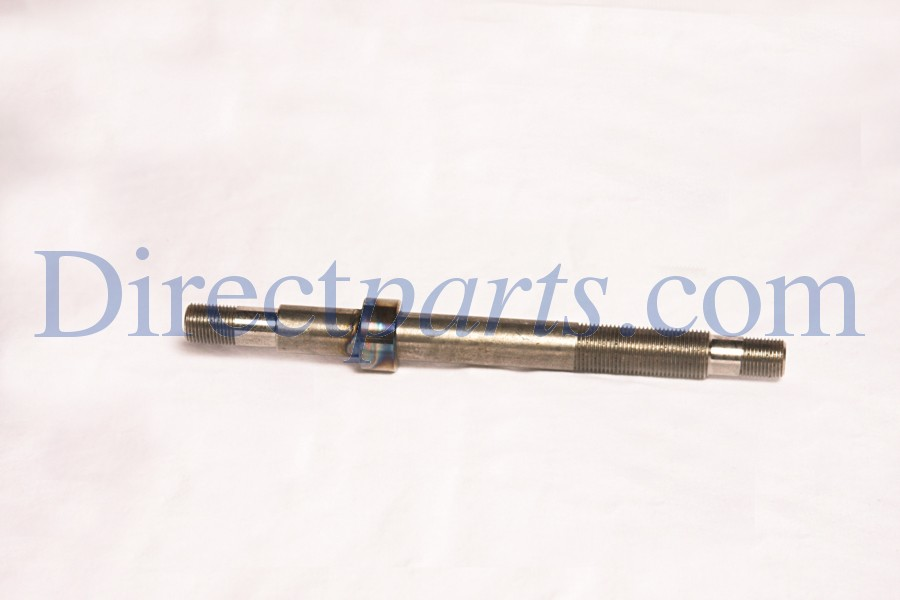 Axle, Front, Models With Front Brake, Off Road