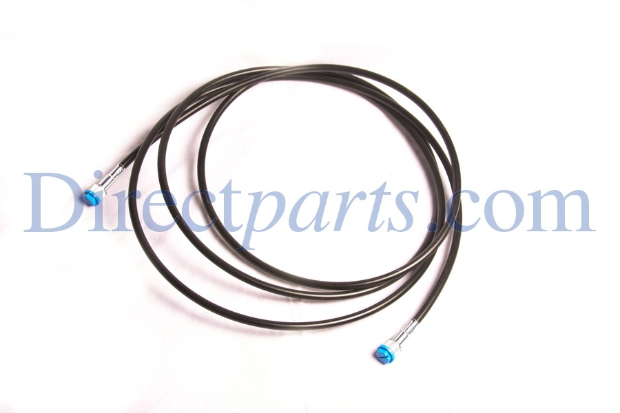 Speedometer Cable, For Cushman Truckster, Haulster that Used the Rear Hub Driven Speedometer