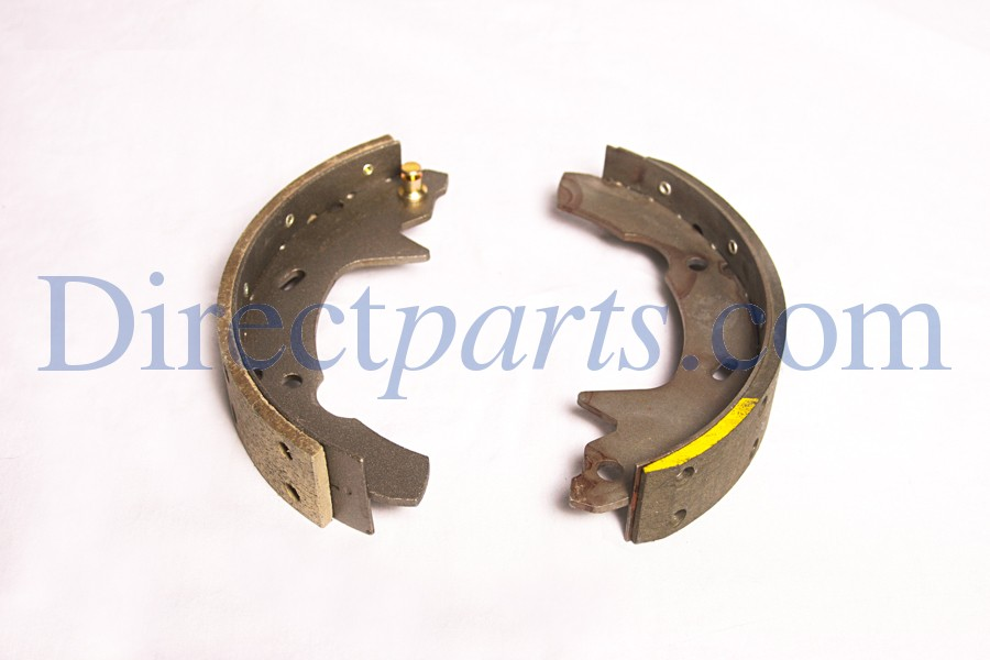 Brake Shoe Kit (2 per package), For Cushman Truckster/Haulster